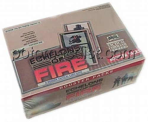 Echelons of Fire: Booster Box