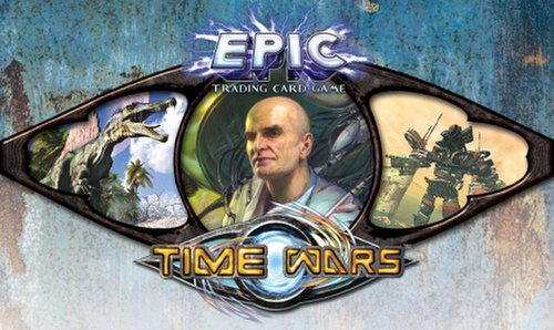 Epic Trading Card Game [TCG]: Time Wars Booster Box Case [12 boxes]
