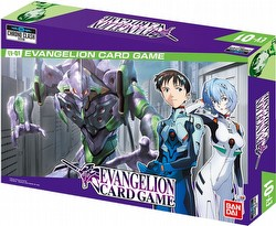Evangelion Card Game Set 1 Box