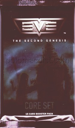 EVE Second (2nd) Genesis Collectible Card Game [CCG]: Booster Pack