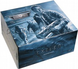 EVE Second (2nd) Genesis Collectible Card Game [CCG]: The Exiled Booster Box
