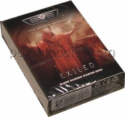 EVE Second (2nd) Genesis Collectible Card Game [CCG]: The Exiled Blood Raiders Starter Deck