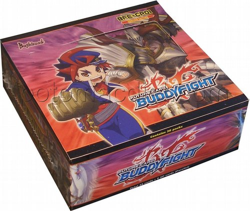 Future Card Buddyfight: Burning Valor Booster Box