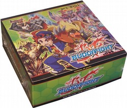 Future Card Buddyfight: Cyber Ninja Squad Booster Box
