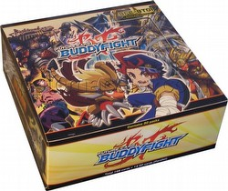 Future Card Buddyfight: Dragon Chief Booster Box