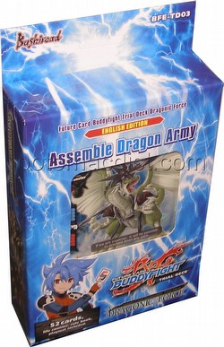Future Card Buddyfight: Dragonic Force Trial Deck (Starter Deck)