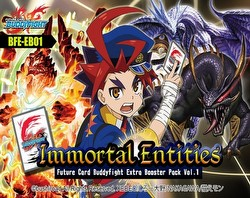 Future Card Buddyfight: Immoral Entities Booster Box Case [24 boxes]