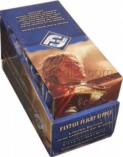 Fantasy Flight Standard Size Art Deck Protectors - Jaime Lannister