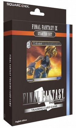 Final Fantasy: IX Starter Deck Box [6 decks/English Edition]