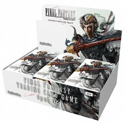 Final Fantasy: Opus VI (Opus 6) Collection Booster Box