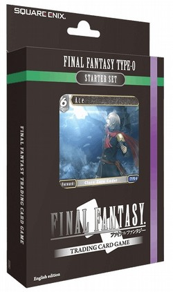 Final Fantasy: Type-0 Starter Deck [English Edition]