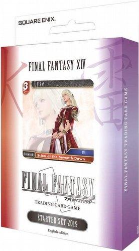 Final Fantasy: XIV Lyse Starter Deck [English Edition/2019]