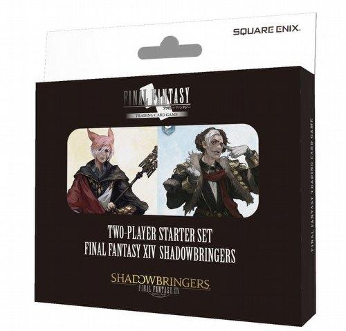 Final Fantasy: XIV Shadowbringers 2-Player Starter Set [English Edition]