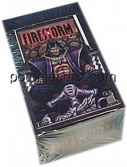 Firestorm: Combo Box