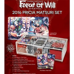 Force of Will TCG: 2016 Pricia Matsuri Set