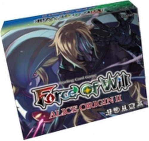 Box Force of Will Origini di Alice 2 ITALIANO