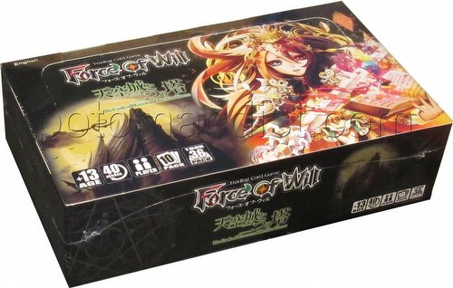Force of Will TCG: The Castle of Heaven and The Two Towers Booster Box [G2]