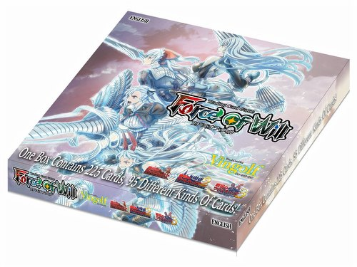 Force of Will TCG: Vingolf 2 - Valkyria Chronicles Set Box