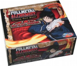 Full Metal Alchemist CCG: Blood & Water Booster Box