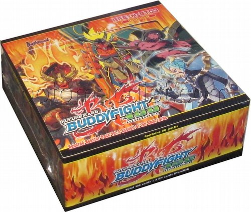 Future Card Buddyfight: Assault of the Omni Lords Booster Box [BFE-H-BT03]