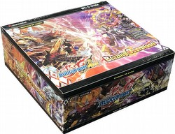 Future Card Buddyfight: Ace Booster Pack Alt. Vol. 2 - Blazing Overclash Booster Box [BFE-S-BT02A]