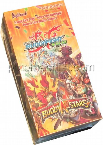 Future Card Buddyfight: Hundred - Buddy Allstars Extra Booster Box [BFE-H-EB04]