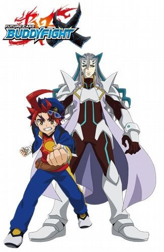 Future Card Buddyfight: Chaos Control Crisis Booster Case [16 boxes]