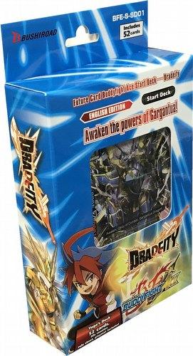 Future Card Buddyfight: Dradeity Starter Deck