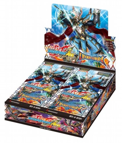 Future Card Buddyfight: Ace Booster Pack Vol  4 - Drago Knight Booster Case  [16 bx/BFE-S-BT04]