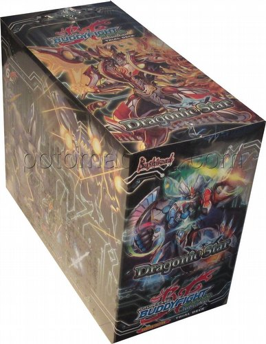 Future Card Buddyfight: Dragonic Star Trial Deck (Starter Deck) Box