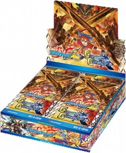 Future Card Buddyfight: Climax Golden Garga Booster Case [BFE-S-CBT01/16 boxes]