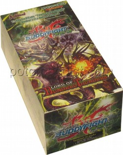 Future Card Buddyfight: Hundred - Lord of Hundred Thunders Extra Booster Box