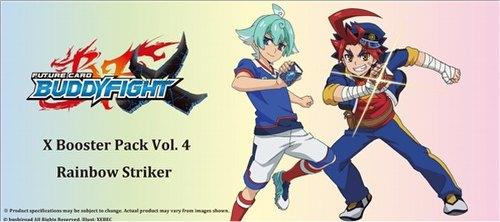 Future Card Buddyfight: Rainbow Striker Booster Box