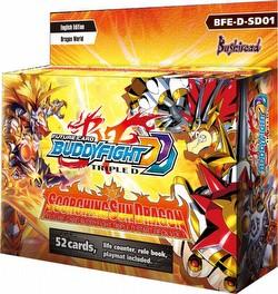 Future Card Buddyfight: Scorcing Sun Dragon Starter Deck