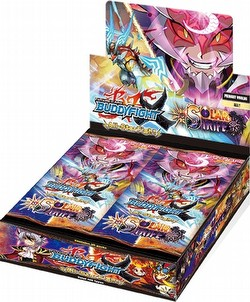 Future Card Buddyfight: Solar Strife X Booster Box