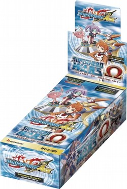 Future Card Buddyfight: Ace Ultimate Booster Volume 1 Superhero Wars Advent of Cosmoman Booster Box