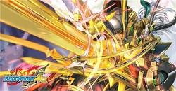 Future Card Buddyfight: Ace Booster Pack Vol. 3 - True Awakening of Deities Booster Box [BFE-S-BT03]