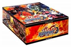 Future Card Buddyfight: Triple D Unleash! Impact Dragon Booster Box [BFE-D-BT01]
