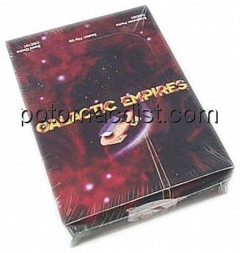 Galactic Empires: Beta Starter Deck Box