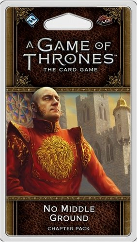 A Game of Thrones 2nd Edition: Westeros Cycle - No Middle Ground Chapter Pack