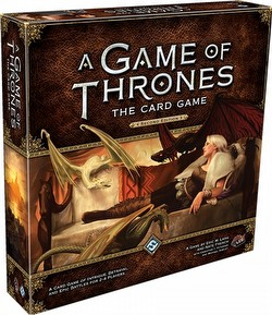 A Game of Thrones: 2nd Edition Core Set Box