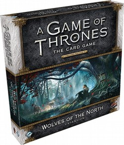 A Game of Thrones 2nd Edition: Wolves of the North Expansion Box