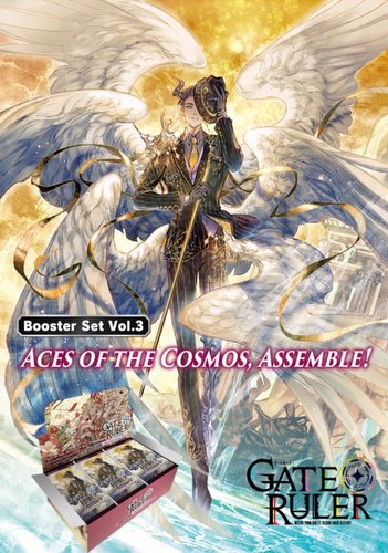 Gate Ruler TCG: Aces of the Cosmos Assemble Booster Box [English]