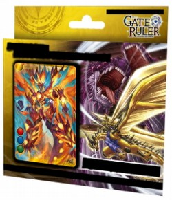 Gate Ruler TCG: March with the Dragon Lords Starter Deck Box [English/10 decks]