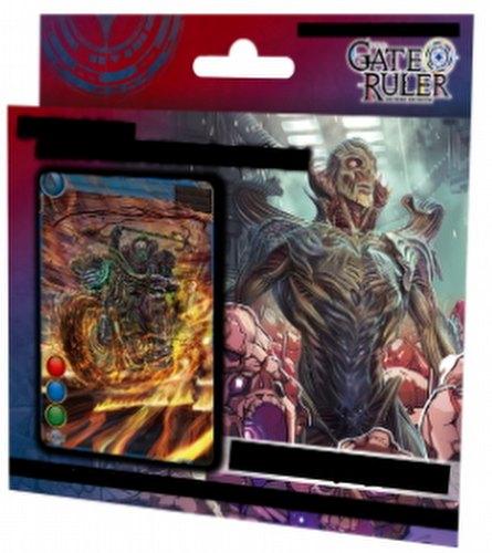 Gate Ruler TCG: New York Zombiepocalyps Starter Deck Box [English/10 decks]