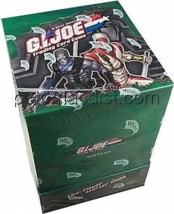 GI Joe: 2-Player Starter Deck Box