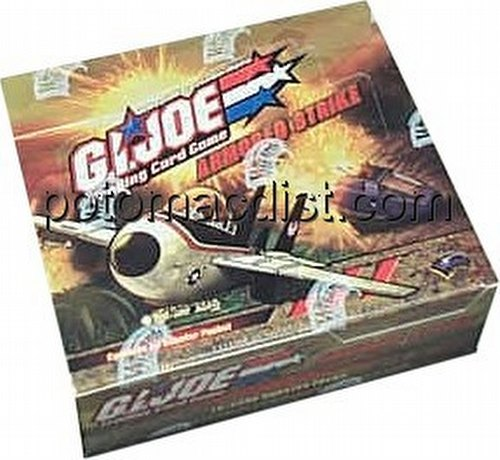 GI Joe: Armored Strike Booster Box