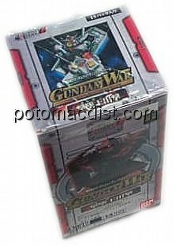 Gundam War: Series 2 Booster Box [Japanese]