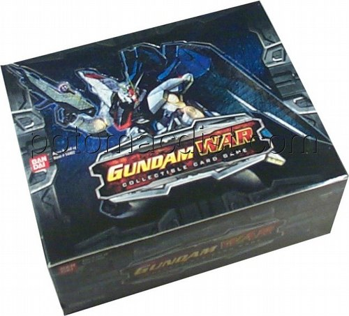 Gundam War CCG: Now & Forever Booster Box