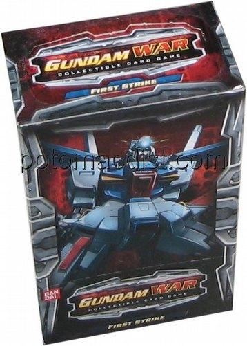 Gundam War CCG: First Strike Booster Box
